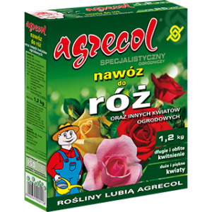 NAWÓZ DO RÓŻ AGRECOL