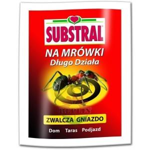 SUBSTRAL Preparat na mrówki 500g