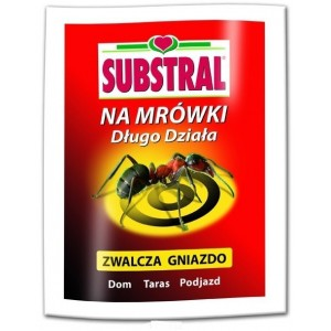 SUBSTRAL Preparat na mrówki 100g