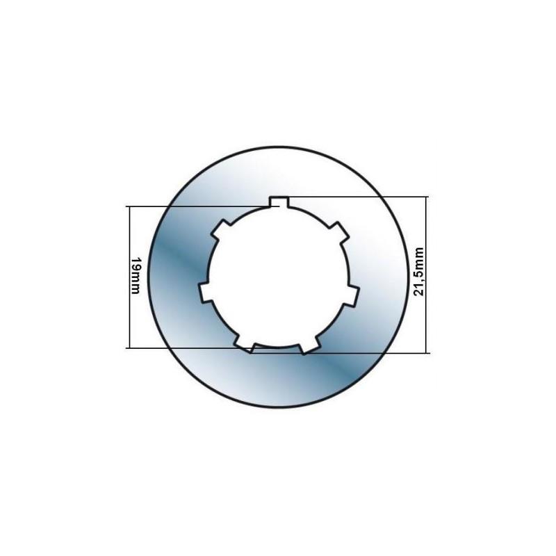 Doniczka Terra 900 antracytowy 44L PROSPERPLAST
