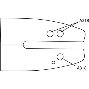 Podstawka pod skrzynie balkonową Agro 500 biały S449 PROSPERPLAST