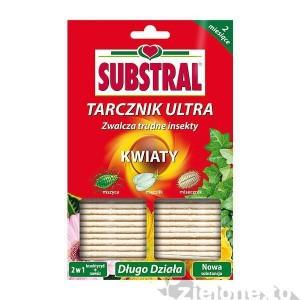 Pałeczki owadobójcze Tarcznik Ultra PR SUBSTRAL