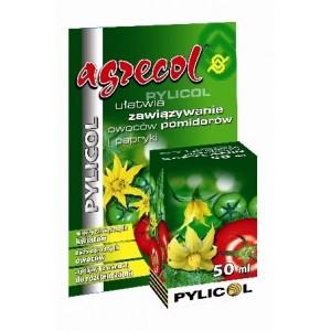 PYLICOL ułatwia zawiązywanie owoców AGRECOL