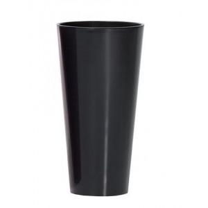 Doniczka Tubus slim shine 200S-7502U PROSPERPLAST